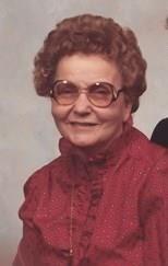 Margaret Goff obituary photo