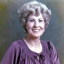 Lorene Carwile Brown obituary photo