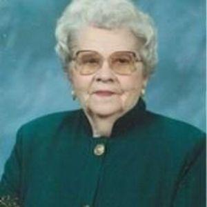 Gloria Marguerite Null