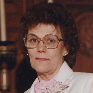 "Angeline H. ""Angie"" (Kulzer) Meyer Obituary Photo"