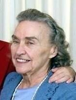 Edna Claudine Yates obituary photo