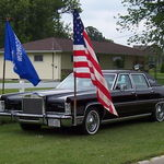 Gervase Lincoln & Flags