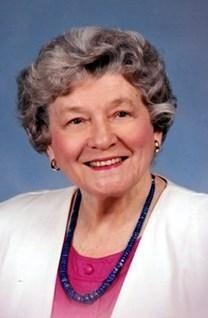 Elizabeth Smith Alford obituary photo
