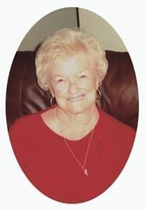 Francis Marie Burrell obituary photo