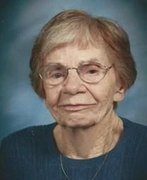 Maxine Vaughan obituary photo