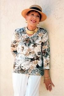 Vera Sickinger obituary photo