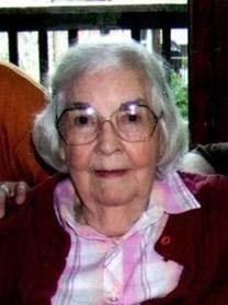 Gladys E. Lindsey obituary photo