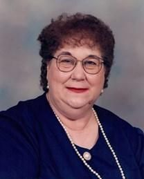 Annette Austin Pruett obituary photo