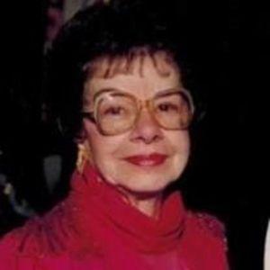 Virginia P. Buchanan