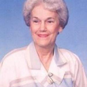 Nancy Josephine Pettis