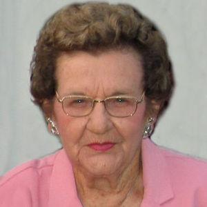 Ruth Black Anthony Obituary Photo