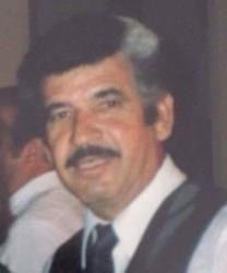 Ruben G. Gonzalez obituary photo