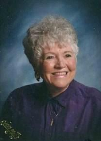 Shirley Amick Mitchell obituary photo