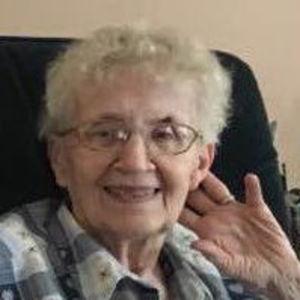 Lorraine Huppe Obituary Photo