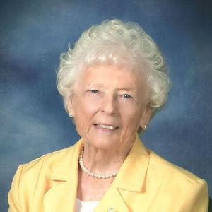 Nellie McDonald Hughes Obituary Photo