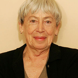 Ursula K. Le Guin Obituary Photo