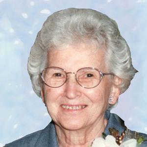 Viola Bornhorst Obituary Minster Ohio Hogenkamp Funeral Home