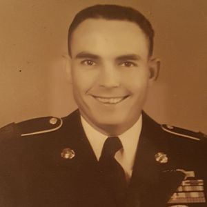 Ret. Army 1SGT James Wallace Kennedy Obituary Photo