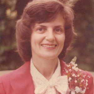 Anne Louise McLeod Morris