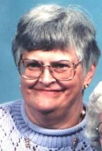Mary E. Banta obituary photo