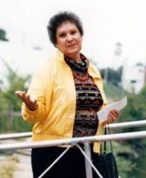 Virginia Zeller Barnes obituary photo