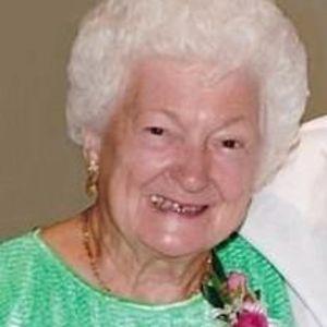 Margaret Ann Holloway