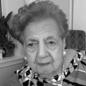 Mary Frances Coury Adams