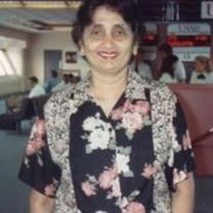 Diana Florence Sawh