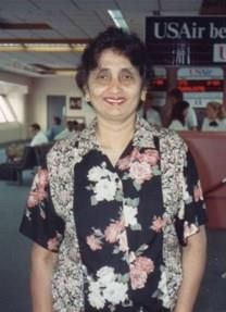 Diana Florence Sawh obituary photo