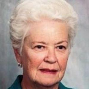 Mary Evelyn GREENE
