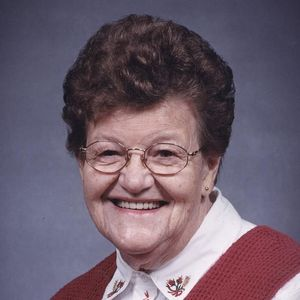 Bernice A. Scherping Obituary Photo