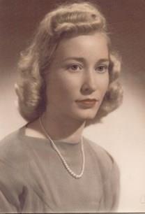 Irene Ensley obituary photo