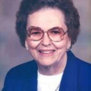 Doris Mae Riecks