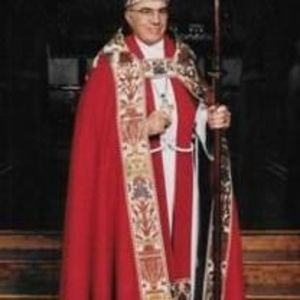 The Right Reverend D. Bruce MacPherson
