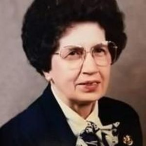 Hazel Maurine Frisby