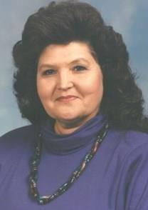 Jessie Mae Overby obituary photo