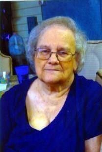 Antoinette Eva FIRMIN obituary photo
