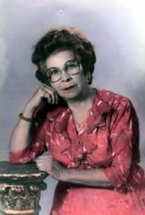 Amelia Lopez obituary photo