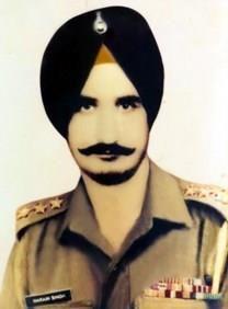 Narain Singh obituary photo