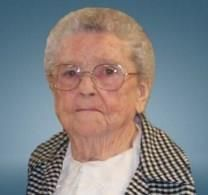 Mary E. Burton obituary photo