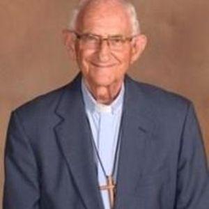 Pastor Luther D. Kistler