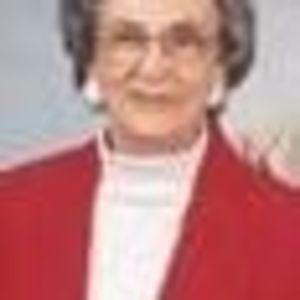 Marjorie M. Lindstrom