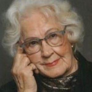 Frances Helen Thomas