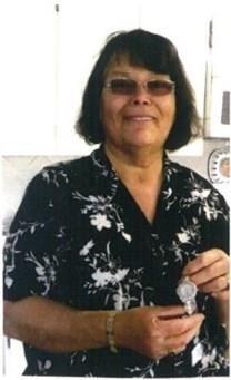 Wanda Mary Gassner obituary photo