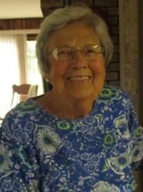 Doris Marie Daughtry obituary photo