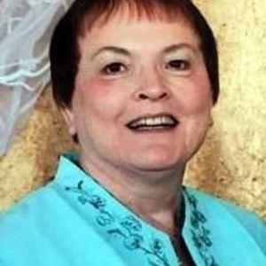 Betty Joyce McWilliams Thackrey