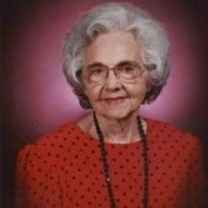 Bessie Jo Watson