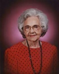 Bessie Jo Watson obituary photo