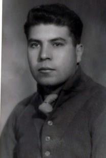 Jose Julian Vasquez obituary photo
