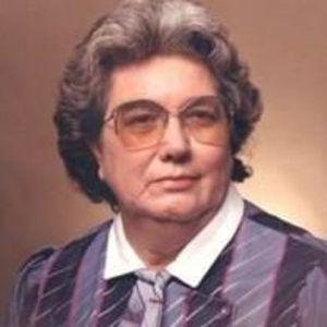Mary Frances Jones